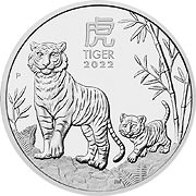 Lunar Serie III Silbermünze