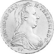 Maria Theresien Taler Silbermünze Kaufen Goldde