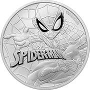 Marvel Silbermünze