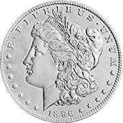 Morgan Dollar Silbermünzen