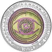 Niob Österreich Euro Silbermünze