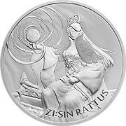 Zi:Sin Silbermünze