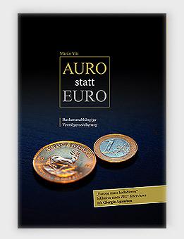 Martin Vitt Auro statt Euro Buchrezension