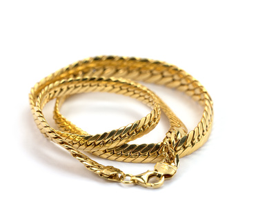 Goldkette 585 in 14k