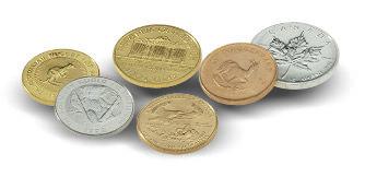 Anlagemünzen Aus Gold Und Silber Kaufen