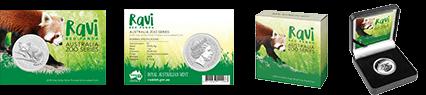 Australia Zoo Ravi 2018 - Verpackungen (Blister-Karten, Box, Schatulle)