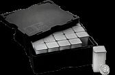 Masterbox Lunar UK Silber