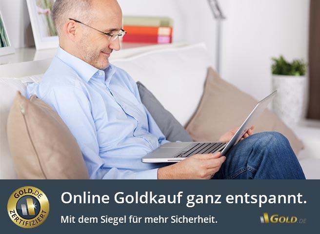 Gold.de zertifizierte Goldhändler