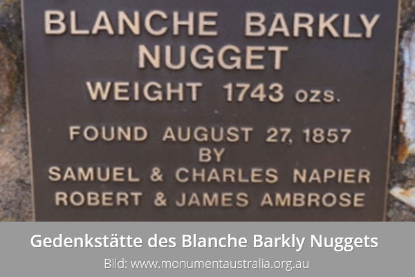 Goldnugget Blanche Barkly