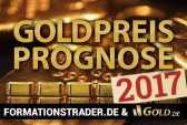 Goldpreis Prognose 2017