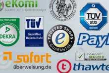 Qualitäts-Siegel - Vertrauen im Internet