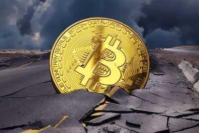 Bitcoin: Erdbeben an den Kryptomärkten