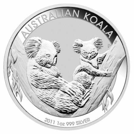 Koala 1 Unze 2011