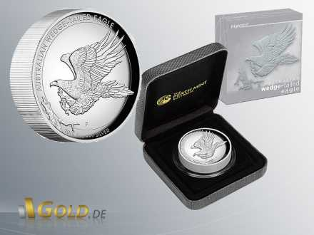 Wedge-Tailed-Eagle-2015-Silber-Proof-High-Relief-5-oz-Shipper