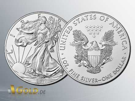 American Silver Eagle 2017- Proof 1 oz