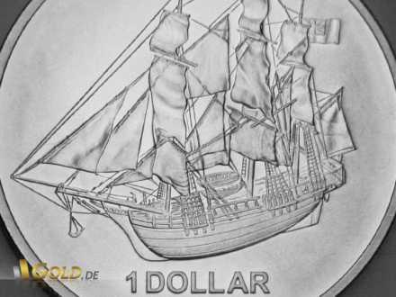 Detailaufnahmen Segelschiff
