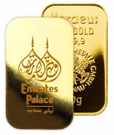Gold to go: Barren