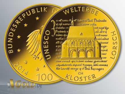 Goldeuro 2014: Kloster Lorsch