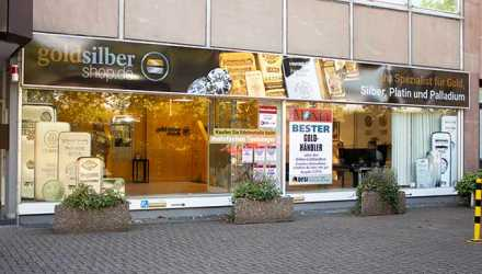 GoldSilberShop.de Laden