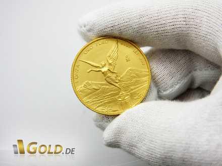 Gold-Libertad, 1 ONZA ORO PURO, 2009