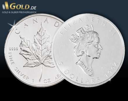 Maple Leaf Motiv