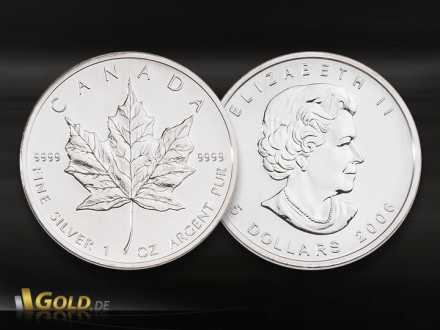 Maple Leaf Motiv