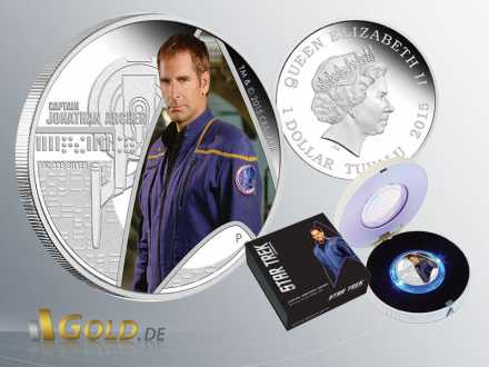 Star Trek Enterprise Captain Archer