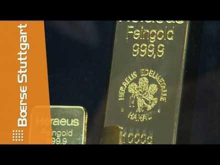 Video: Gold springt über 1300 USD Thumb