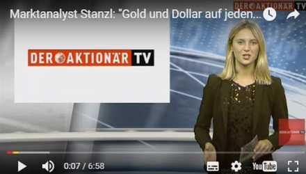 Video: Gold und Dollar heute unter besonderer Beobachtung Thumb