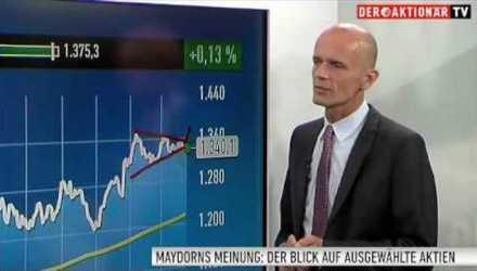 Video: Börsen Entwicklung und Einschätzung - Maydorns Meinung Thumb