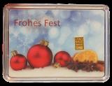 ESG, Valcambi LBMA-zertifiziert Weihnachten/Frohes Fest