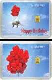 verschiedene Hersteller Flipmotiv Happy Birthday