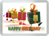 verschiedene Hersteller Happy Birthday