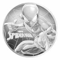 Tuvalu Marvel - Spiderman