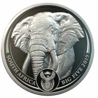 Elefant 1 oz PP - Big Five Serie