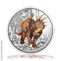 Österreich Styracosaurus