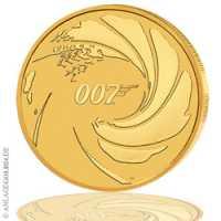Tuvalu - James Bond 007