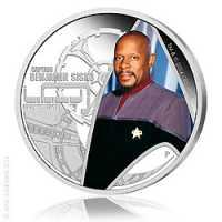 Tuvalu - Captain Sisko