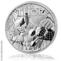 Tuvalu Marvel - Thor