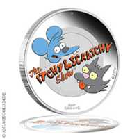 Itchy & Scratchy PP, Coloriert