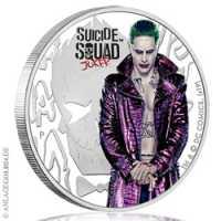 Tuvalu Suicide Squad - Joker Coloriert, PP