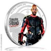 Suicide Squad - Deadshot PP, Coloriert