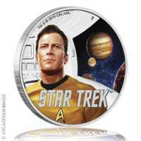 Star Trek TOS - Captain James T. Kirk PP