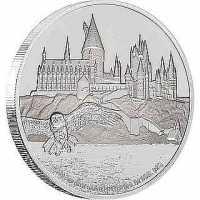 Niue Harry Potter - Hogwarts Castle PP
