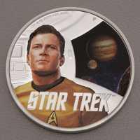 Star Trek - Captain James T. Kirk Coloriert, PP