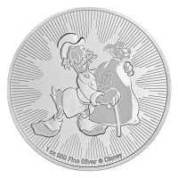 Disney Dagobert Duck - Scrooge McDuck