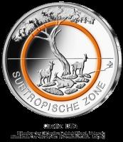 Deutschland Subtropische Zone