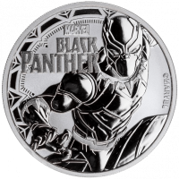 Tuvalu Marvel - Black Panther