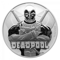 Tuvalu Marvel - Deadpool