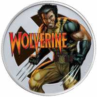 Wolverine Coloriert